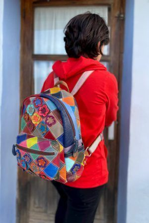Colored Backpack 5044